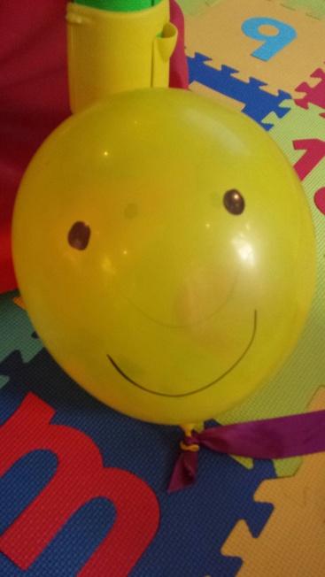 Because I'm Happy....