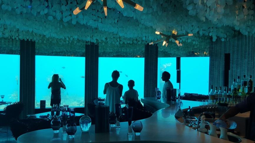 SubsixUnderwaterRestaurant:ClubNIYAMANHYM