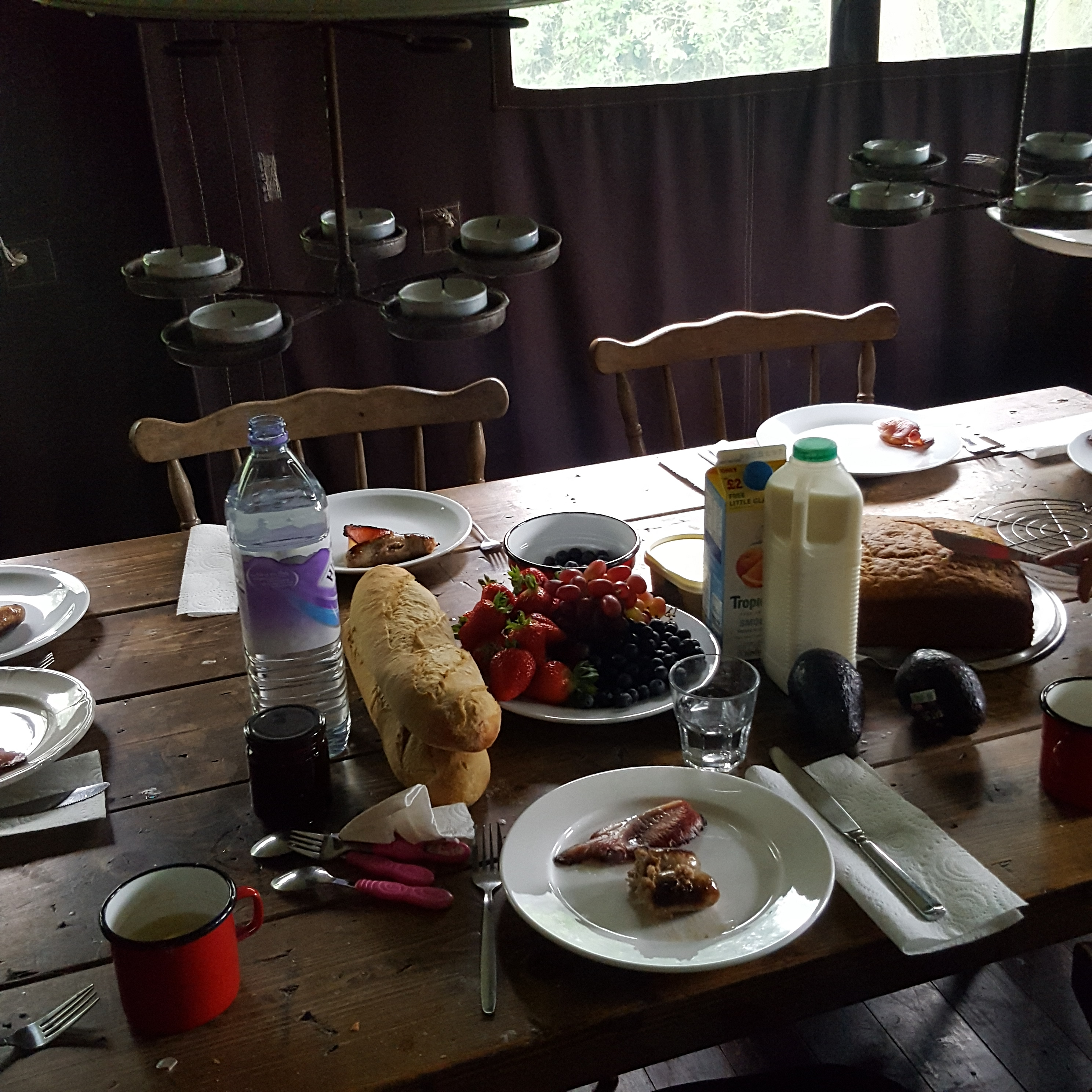 BreakfastnewbarnfarmNHYM